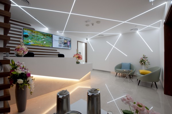 The Role of Interior Design for an Office Environment