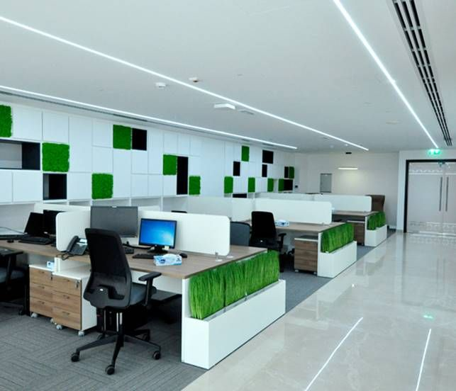 Four Qualities to Consider While Looking for an Office Interior Design Company in Dubai