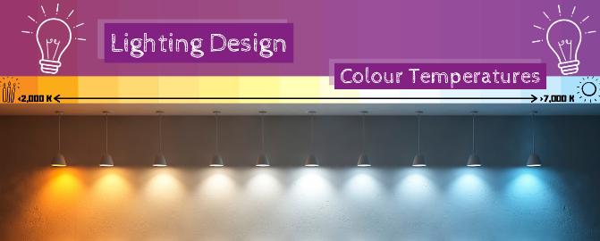 Lighting Design - Colour Temperature - Winterior Decor Blog