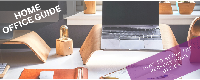 Home Office Guide - How to setup the perfect home office - Winterior Decor Blog