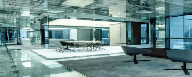 Three Types Of Glass To Consider For Your Commercial Office - Winterior Decor Blog