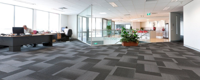 How To Choose The Best Flooring For Your Office  - Winterior Decor Blog