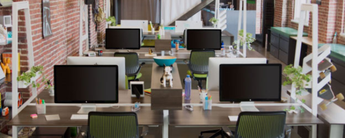Top 5 Tips to Design Your Office Space - Winterior Decor Blog