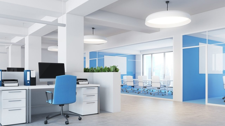 Know The Necessity Of Office Interior Design