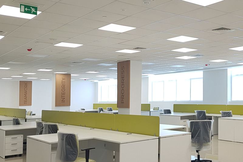 Why Consider Lighting A Priority for Your Office?