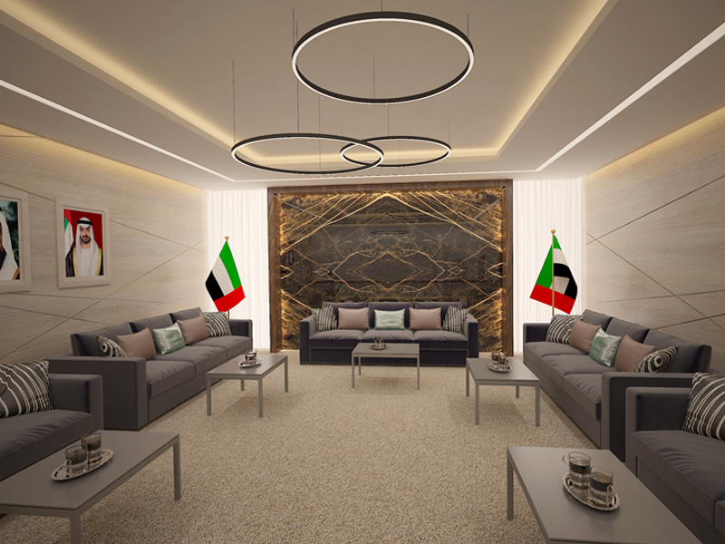 Projects, Winteriors Decor LLC, Images UPC-MAJLIS